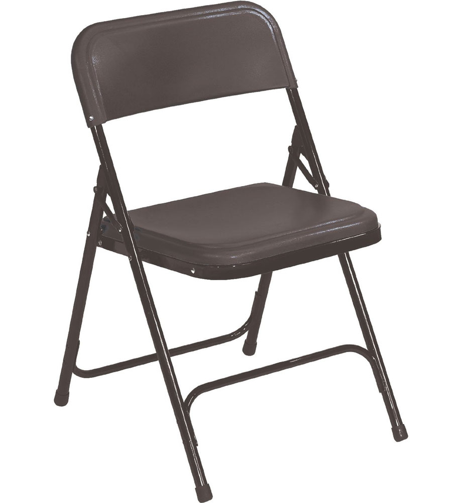 Black folding chairs - Click Any Image To View In High Resolution